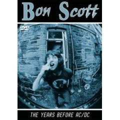 BON SCOTT - The Years Before AC/DC (DVD IMPORT ZONE 2) - DVD