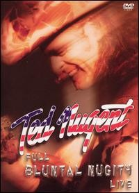 TED NUGENT (AMBOY DUKES) - full bruntal nugily live 2003 (DVD IMPORT ZONE 2) - DVD