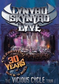 LYNYRD SKYNYRD - the vicious cycle tour (DVD IMPORT ZONE 2) - DVD
