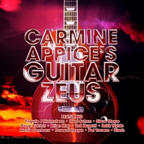 CARMINE APPICE - The Definitive Carmine Appice's Guitar Zeus (3CD) - CD