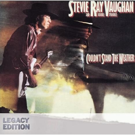 STEVIE RAY VAUGHAN - Couldn't Stand The Weather (2CD Legacy Edition) - CD