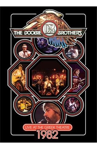 DOOBIE BROTHERS - Live At The Greek Theatre 1982 (DVD IMPORT ZONE 2) - DVD