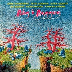 RAG I RYGGEN - Råg i Ryggen - CD