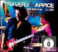 PAT TRAVERS & CARMINE APPICE - Boom Boom at the House of Blues [CD/DVD] - CD