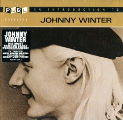 JOHNNY WINTER - An Introduction To (18 Tracks) - CD