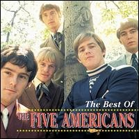 FIVE AMERICANS - Best of the Five Americans ( + 2 bonus tracks) - CD