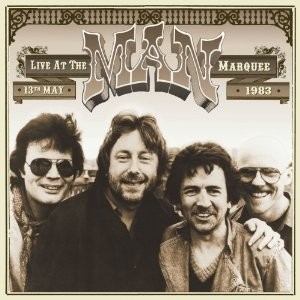 MAN - Live At The Marquee: 13th May 1983 (2CD & DVD) - CD