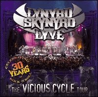 LYNYRD SKYNYRD - Lyve: The Vicious Cycle Tour (2 CD) - CD
