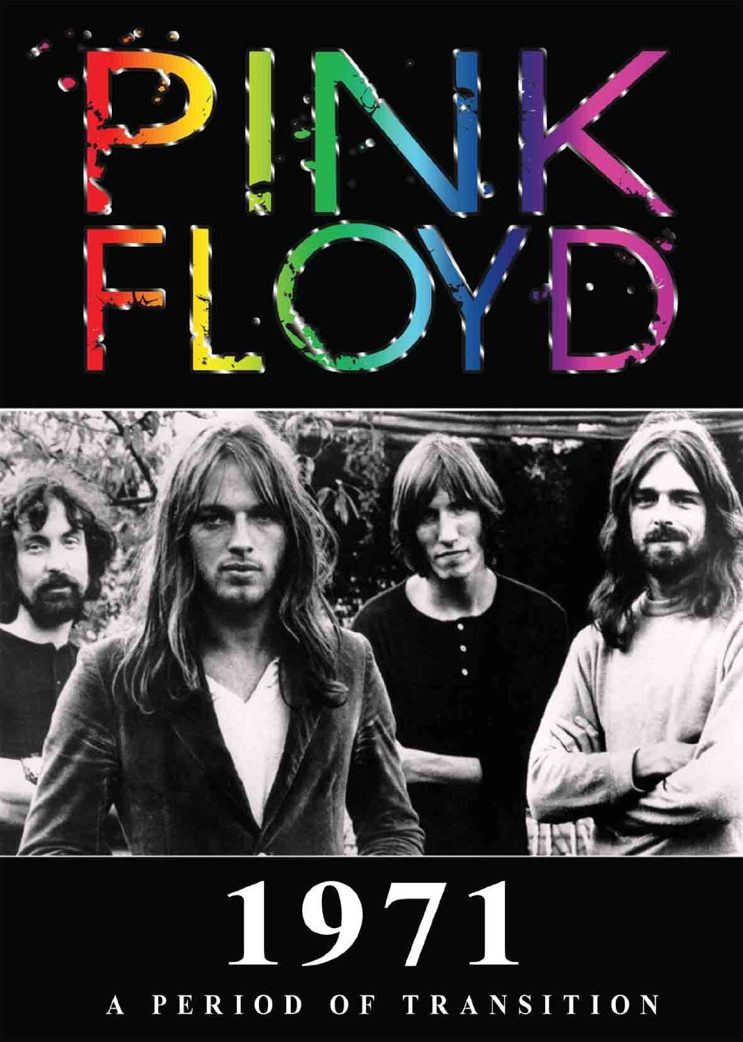 PINK FLOYD - 1971 A Period Of Transition (DVD IMPORT ZONE 2) - DVD