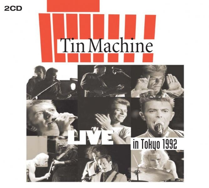 Tin Machine David Bowie 41 Vinyl Records Amp Cds Found On