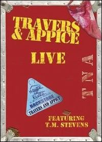PAT TRAVERS & CARMINE APPICE - Live at the House of Blues (DVD IMPORT ZONE 1) - DVD
