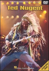 TED NUGENT (AMBOY DUKES) - For Guitar (DVD IMPORT ZONE 1) - DVD