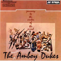 AMBOY DUKES (TED NUGENT) - Journey to the Center of the Mind ( + 1 bonus track) - CD