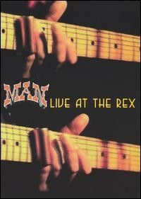 MAN - Live at the Rex (DVD IMPORT ZONE 2) - DVD