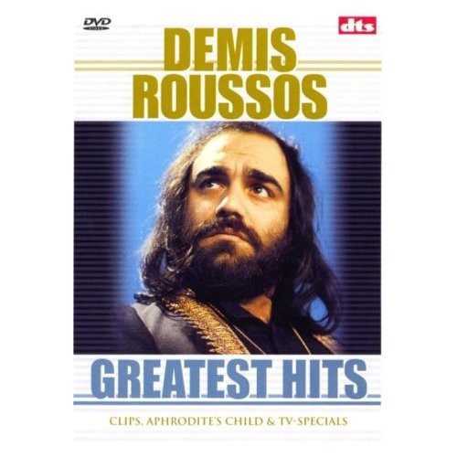 DEMIS ROUSSOS - Greatest Hits (DVD IMPORT ZONE 2) - DVD