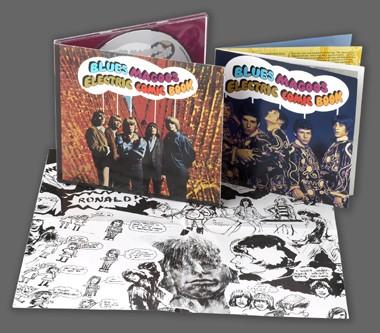 BLUES MAGOOS - Electric Comic Book (Digipack + 11 bonus tracks) - CD