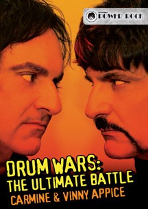 APPICE CARMINE & VINNY - Drum Wars: The Ultimate Battle (DVD IMPORT ZONE 2) - DVD