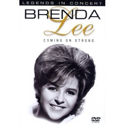 BRENDA LEE - Coming On Strong - Legends In Concert (DVD IMPORT ZONE 2) - DVD