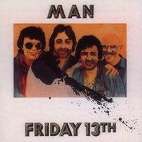 MAN - Friday 13th - CD