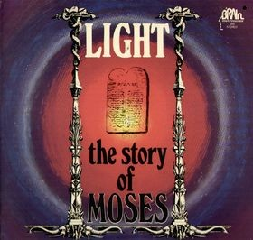 LIGHT - The Story of Moses - CD