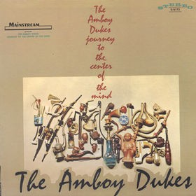 AMBOY DUKES (TED NUGENT) - Journey to the Center of the Mind (Vinyl) - LP
