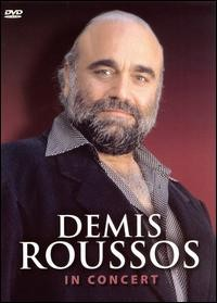 DEMIS ROUSSOS - In Concert (DVD IMPORT ZONE 2) - DVD