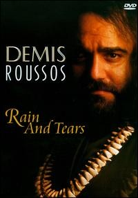 DEMIS ROUSSOS - Rain & Tears  (DVD IMPORT ZONE 2) - DVD