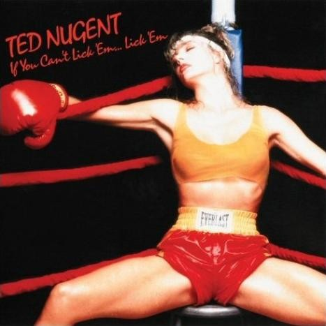 TED NUGENT (AMBOY DUKES) - If You Can't Lick 'Em...Lick 'Em - CD