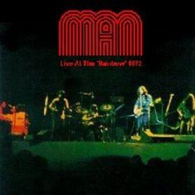 MAN - Live at the Rainbow 1972 - CD