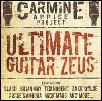 CARMINE APPICE - Ultimate Guitar Zeus - CD