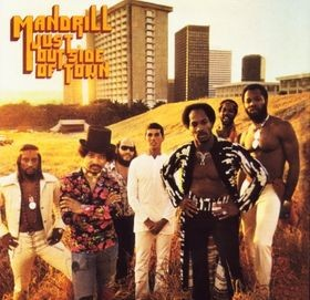 MANDRILL - Just Outside Of Town (Vinyl) - LP
