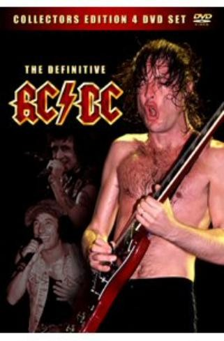 AC/DC - Definitive AC/DC (4 DVD IMPORT ZONE 2) - DVD